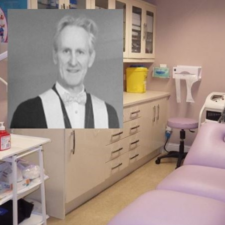 The Ashe Street Primary Care Centre Tralee Dr David Buckley